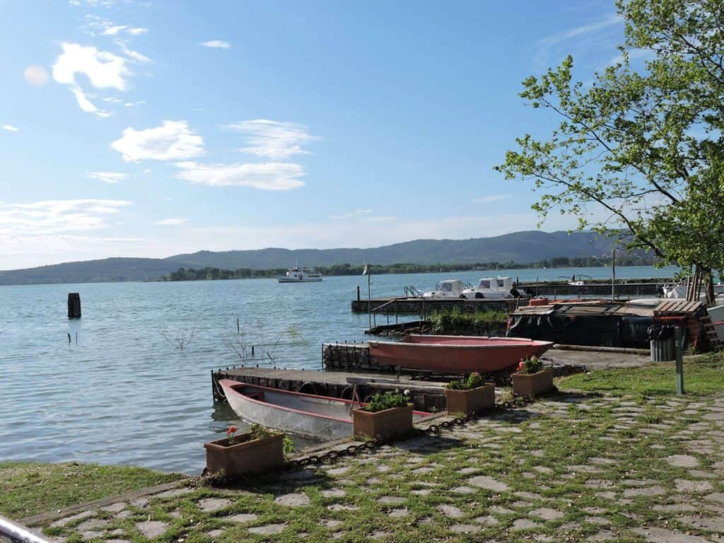 Isola Maggiore Lago Trasimeno