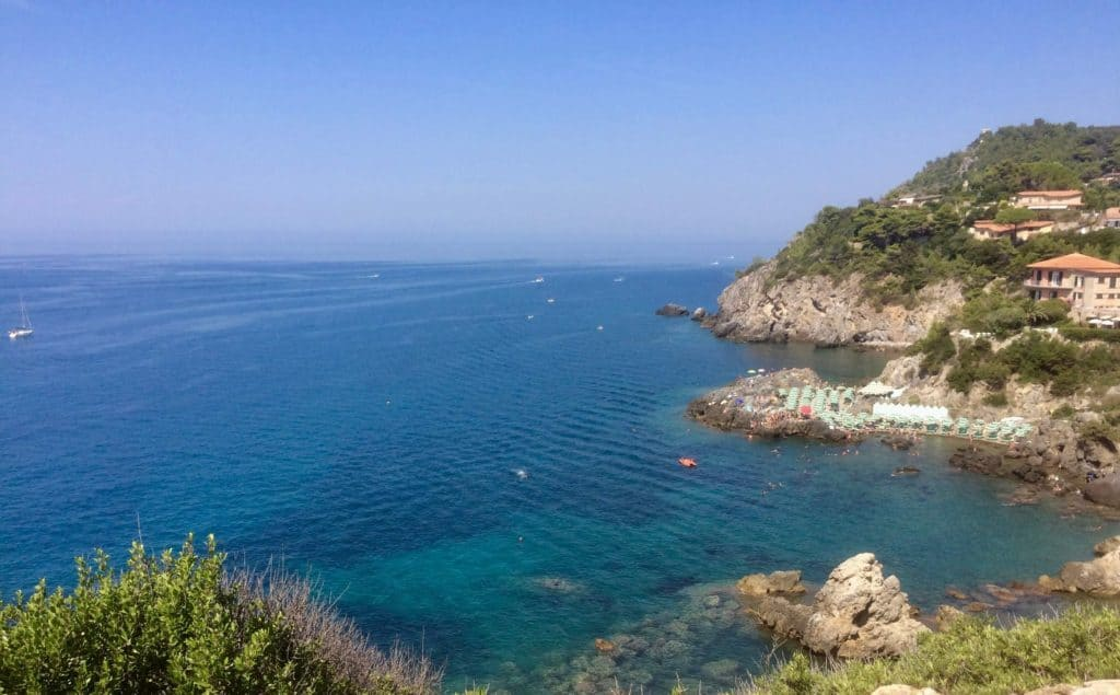 The Tuscan Coast in Summer