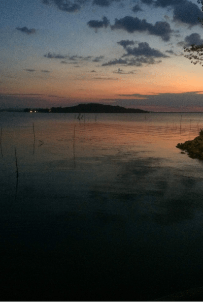 Escape to Beautiful Lago Trasimeno in Umbria