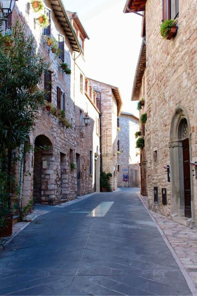 street view Corciano
