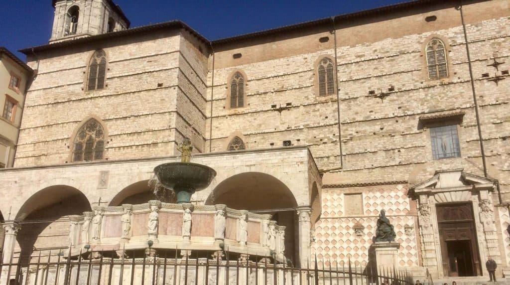 San Lorenzo, the Cathedral of Perugia.