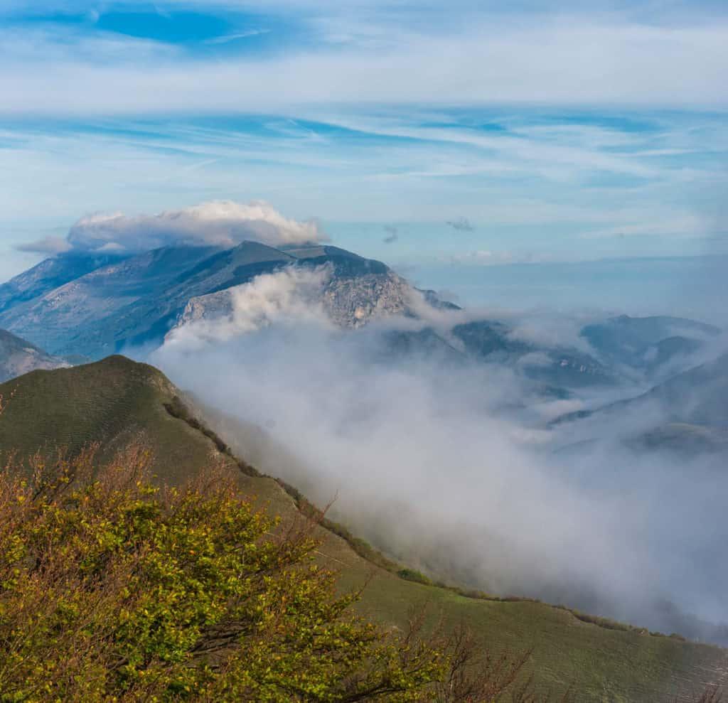 Mountains of Umbria