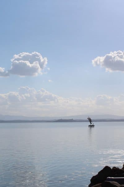 Explore Trasimeno lake: A beautiful day in Umbria