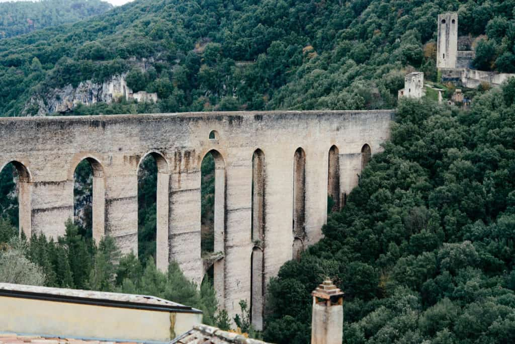 bridge of Spoleto