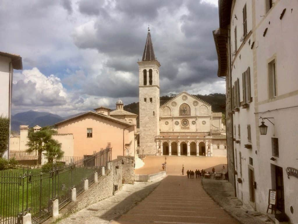 What to see in Umbria? Spoleto