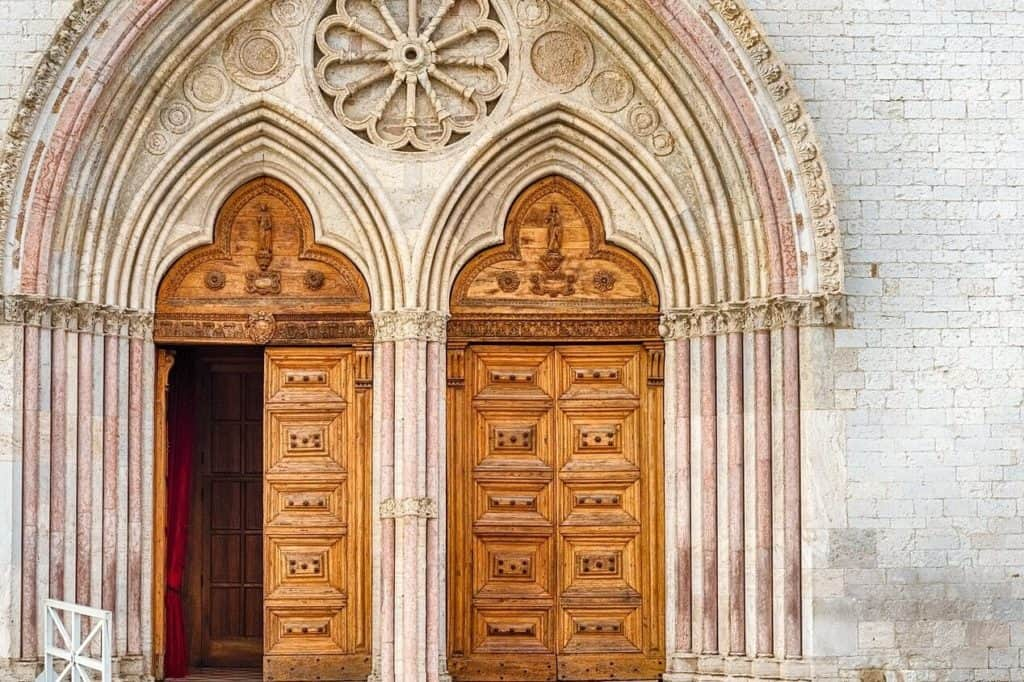 Basilica in Umbria