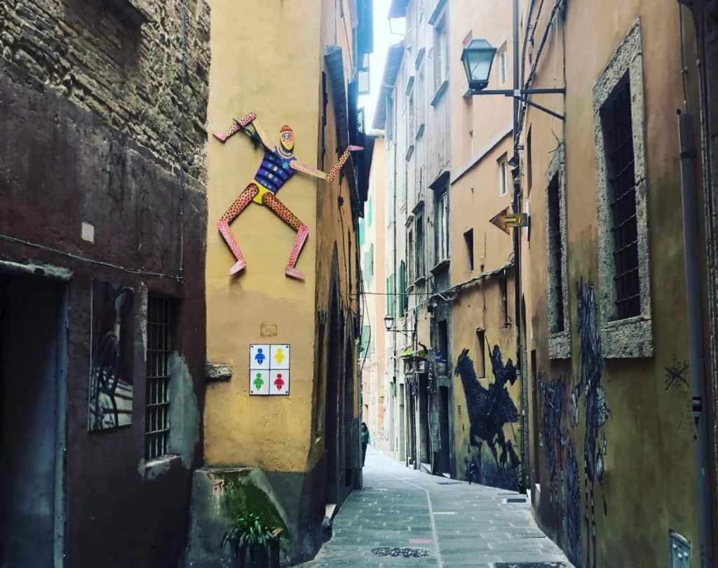 Funky Street Art Perugia