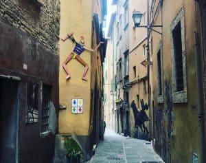 Perugia street art